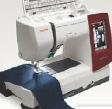 Janome MC9900 Embroidery Sewing